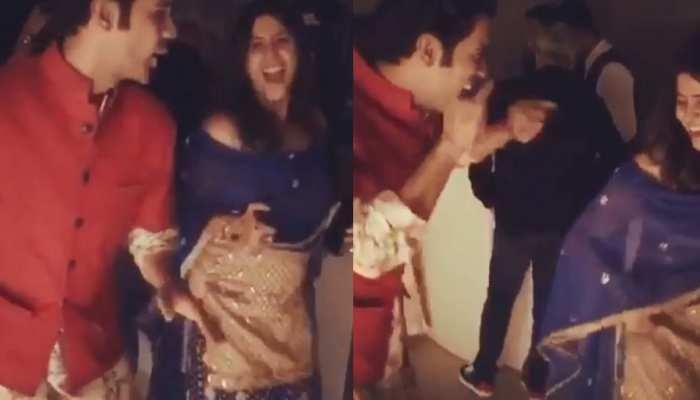 राजकुमार राव और एकता कपूर ने मचाया पार्टी में गदर, डांस Video हुआ Viral