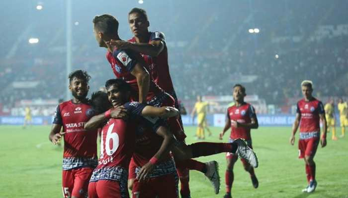 ISL 2019: हैदराबाद को मात देकर जमशेदपुर ने दर्ज की दूसरी जीत, पहुंची टॉप पर