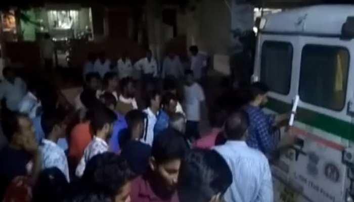 राजस्थान: मवेशियों को खेत ले जा रहे व्यक्ति से युवक ने की मारपीट, मामला दर्ज
