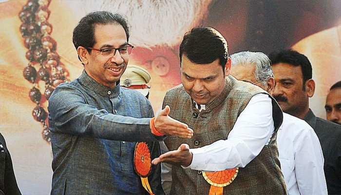 महाराष्ट्र: डिप्टी CM का पद देने के साथ सरकार में शिवसेना का कोटा बढ़ा सकती है BJP