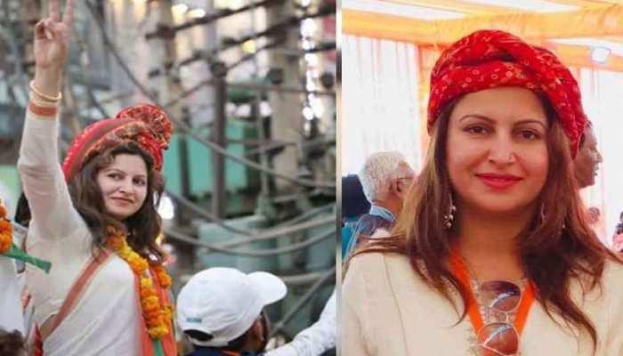 BJP नेता और 'टिक टॉक' स्टार सोनाली फोगाट के साथ बदसलूकी, जान से मारने की मिली धमकी