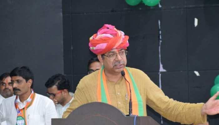 राजस्थान: हाइब्रिड फॉर्मुले के बाद निकाय चुनाव के कार्यक्रम पर सतीश पूनिया ने उठाए सवाल