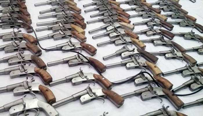 धौलपुर: अवैध हथियारों के शौक के कारण बढ़ा अपराध, पुलिस नहीं लगा पा रही लगाम