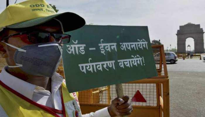 हाईकोर्ट ने ऑड-ईवन स्कीम के खिलाफ लगाई गई याचिकाओं को दिल्ली सरकार के पास भेजा
