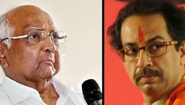 महाराष्ट्र: सरकार गठन के लिए NCP और कांग्रेस के संपर्क में है शिवसेना
