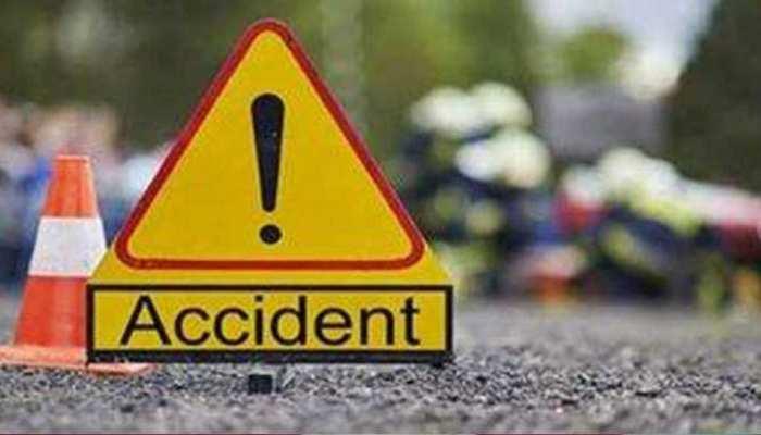 सवाई माधोपुर: मेगा हाईवे पर बोलेरो-ट्रक की हुई टक्कर, 4 की मौत, 7 घायल