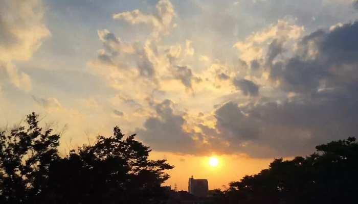 बिहार में बादल छाए, तापमान में मामूली वृद्धि, पूर्णिया का तापमान 19.8