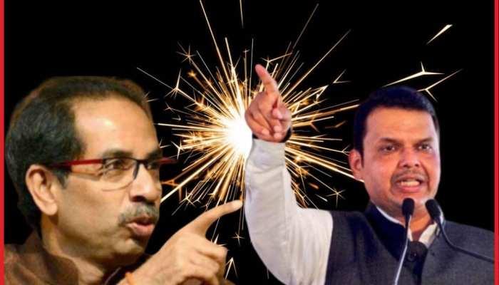 भाजपा के इस तेवर से शिवसेना हुई आग-बबूला! और गड़बड़ा गया मामला