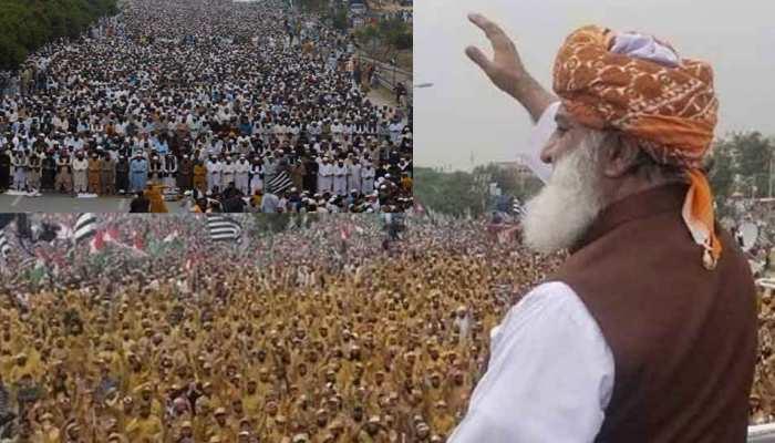पाकिस्तान में आर-पार की लड़ाई! मौलाना ने कहा- इस्तीफा दो, इमरान बोले- हरगिज नहीं