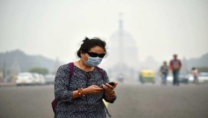 दिल्ली-NCR में सुबह हल्की बारिश, हवा की गुणवत्ता अब भी बेहद खराब, जानें अपने क्षेत्र का हाल