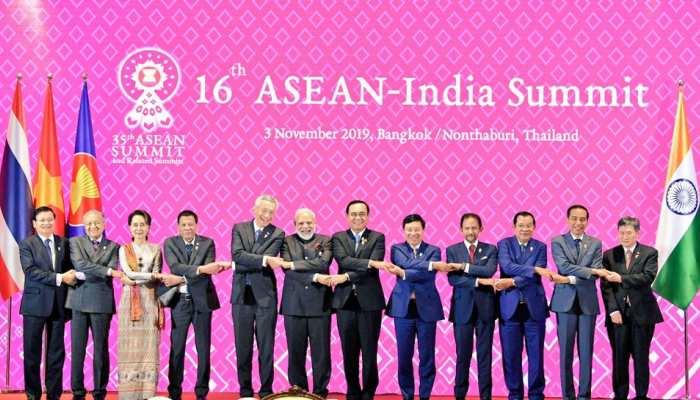 ASEAN-INDIA सम्मेलन: PM मोदी बोले, 'एकीकृत, मजबूत, समृ्द्ध आसियान भारत के हित में'