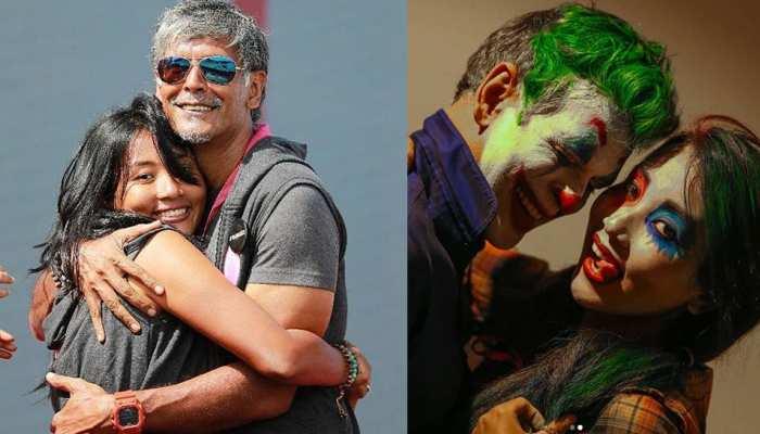 Milind Soman Birthday Special Married 25 Years Youger Ankita Konwar
