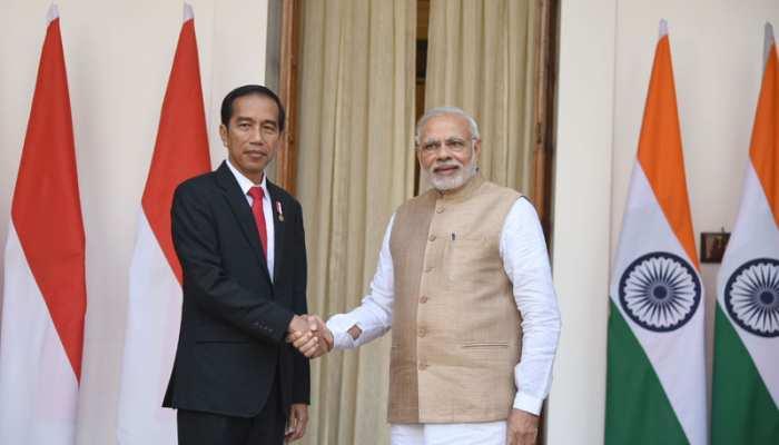 इंडोनेशिया के राष्ट्रपति से मिले पीएम मोदी, समुद्री क्षेत्र में सहयोग बढ़ाने पर सहमत हुआ भारत