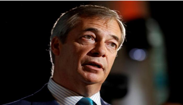 ब्रिटेन : ब्रेक्सिट पार्टी के नेता नाइजेल फराज नहीं लड़ेंगे आम चुनाव