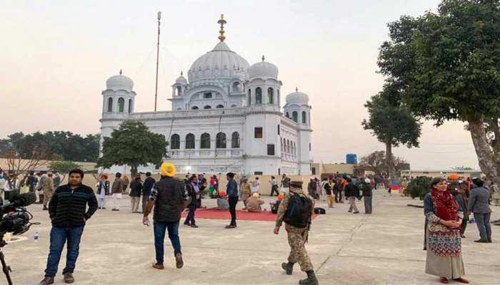 करतारपुर कॉरिडोर : 178 सदस्यीय सिख प्रतिनिधिमंडल ब्रिटेन से पाकिस्तान पहुंचा