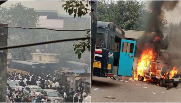 जोधपुर: दिल्ली में वकीलों के साथ हुई मारपीट का राजस्थान में विरोध, अदालत नहीं पहुंचे अधिवक्ता
