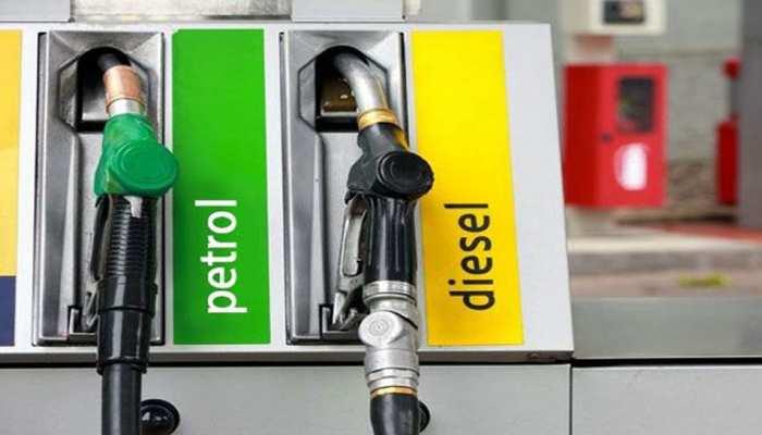 राहत! लगातार 5वें दिन भी पेट्रोल के दाम में गिरावट जारी, डीजल का भाव स्थिर