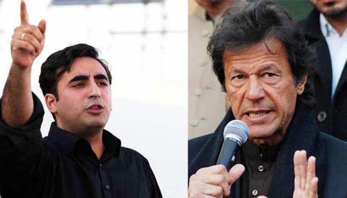 पाकिस्तान: बिलावल ने लिया राष्ट्रीय सरकार बनाने का संकल्प, इमरान को बताया 'अक्षम' PM