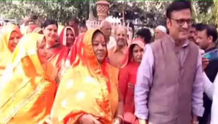 चूरू: राजेंद्र राठौड़ की मौजूदगी में BJP प्रत्याशियों ने भरा पर्चा, जीत की भरी हुंकार