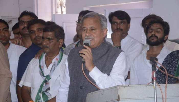 भरतपुर में डॉ. सुभाष गर्ग का दावा-निकाय चुनाव में इस बार भाजपा का टूटेगा तिलिस्म