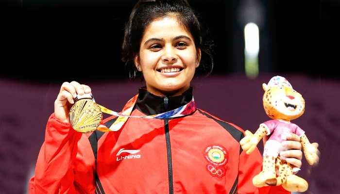 Shooting: मनु भाकर ने दोहा में जीता गोल्ड, दीपक ने दिलाया ओलंपिक कोटा