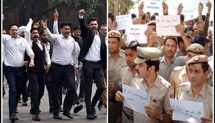 अदालतों की सुरक्षा ''राम भरोसे''