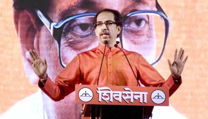 'सामना' के जरिए शिवसेना का बड़ा आरोप, कहा- पैसों और गुंडों का इस्तेमाल कर रही है BJP