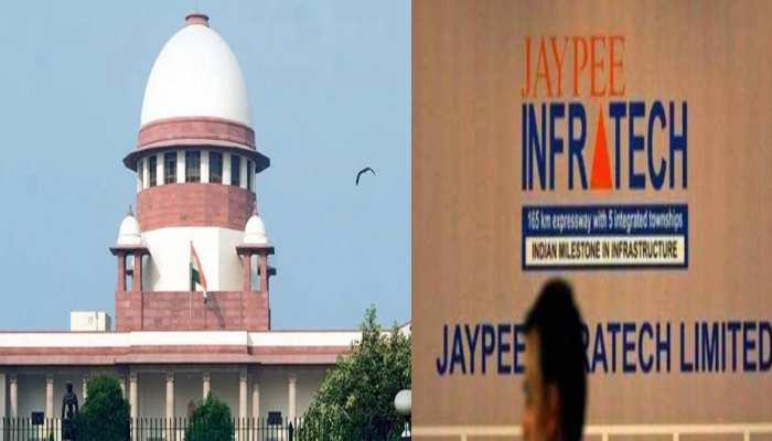 SC ने जेपी इंफ्राटेक को दिवालिया घोषित किया, 45 दिनों में फ़्रेश बिडिंग करने के आदेश