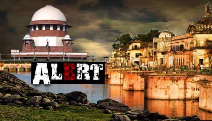 अयोध्या फैसला से पहले गृह मंत्रालय ने यूपी सरकार को जारी किए सुरक्षा निर्देश