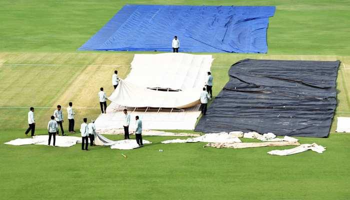 राजकोट टी20: भारत-बांग्लादेश मैच पर तूफान का साया, शाम 7 बजे से होना है मैच