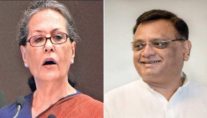 सोनिया गांधी ने राजस्थान प्रभारी अविनाश पांडे को पिलाई डांट, कही ये बात...