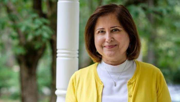 अमेरिका : भारतीय मूल की हाशमी बनीं वर्जीनिया की पहली मुस्लिम महिला सीनेट