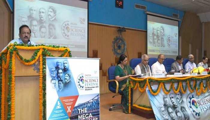 IISF : विज्ञान महोत्सव में बना दूसरा गिनीज वर्ल्ड रिकॉर्ड