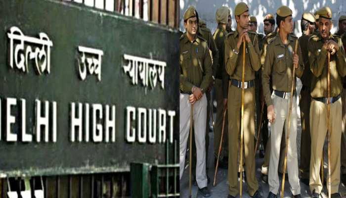 PHQ के बाहर पुलिसवालों के धरने पर दिल्ली HC का जल्द सुनवाई से इनकार, अगले साल होगी सुनवाई