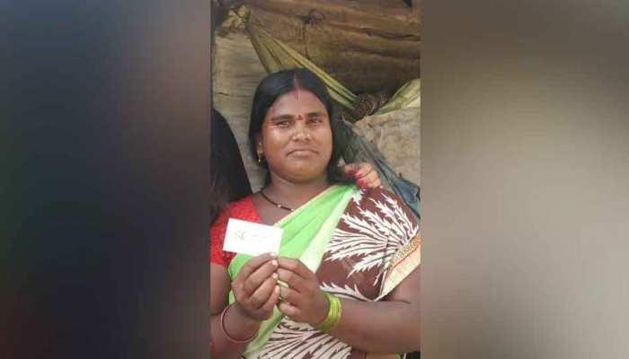Pune: Geeta Kale's visiting card went viral on social media