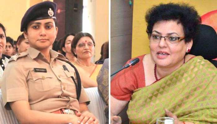 तीस हजारी कांड: DCP मोनिका भारद्वाज के साथ हुई बदसलूकी की निंदा, स्वत: संज्ञान लेगा महिला आयोग