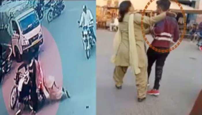अजमेर: पुलिसकर्मी यशोदा को सोशल मीडिया ने बनाया विलेन, CCTV में सच्चाई आई सामने
