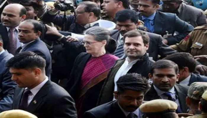 गांधी परिवार से SPG सुरक्षा हटेगी, अब CRPF द्वारा Z+ सिक्योरिटी दी जाएगी- सूत्र