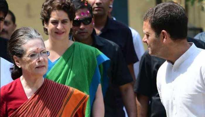 हट जाएगी गांधी परिवार की SPG सुरक्षा, मिल रही है Z Plus सिक्योरिटी