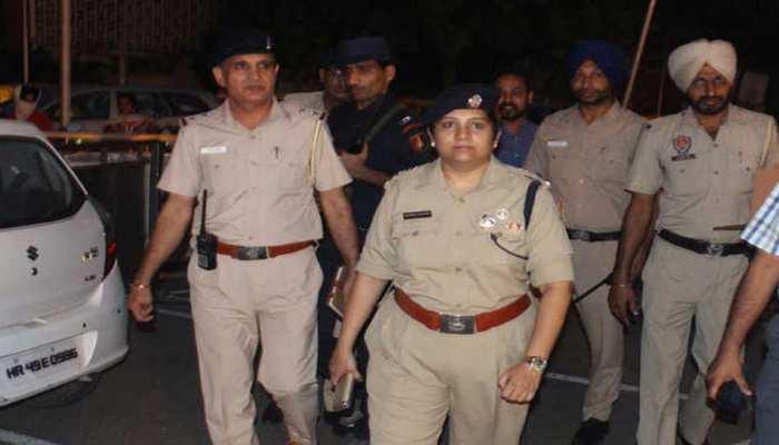 अयोध्या विवाद पर सुप्रीम कोर्ट के फैसले को लेकर चंडीगढ़ में अलर्ट
