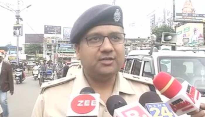 राम मंदिर पर आए सुप्रीम कोर्ट के फैसले के बाद रांची में धारा-144 लागू, सोशल मीडिया पर भी नजर