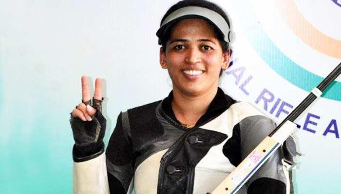Shooting: तेजस्विनी ने दिलाया ओलंपिक का एक और कोटा, मेडल भी जीता