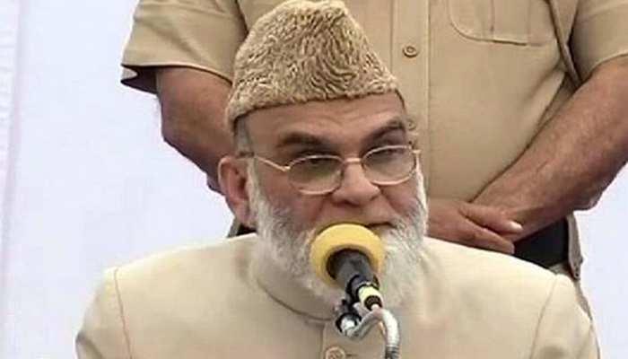 शाही इमाम अहमद बुखारी बोले, 'अयोध्या पर SC के फैसले को स्वीकार करता हूं'