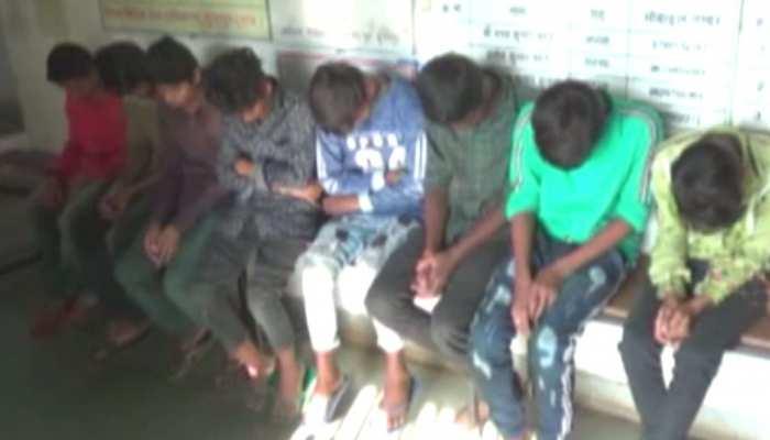 डूंगरपुर: मानव तस्करी से बचाए गए बच्चों ने खोली शिक्षा के दावों की पोल, रो-रोकर बताई कहानी