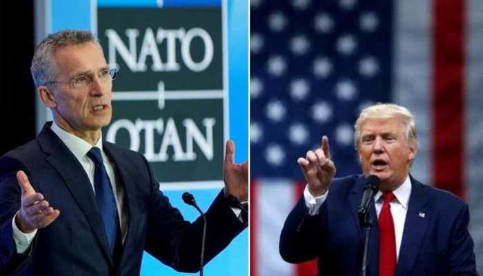 व्हाइट हाउस में NATO प्रमुख के साथ राष्ट्रपति ट्रंप की अहम बैठक, इन मुद्दों पर रहेगा फोकस
