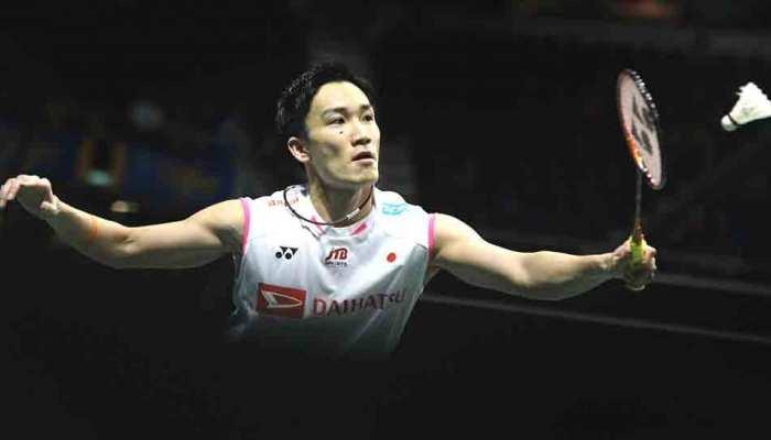 China Open: मोमोटा ने जीता साल का अपना 10वां टूर्नामेंट, यू फेई ने बचाया अपना खिताब