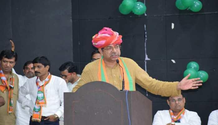 डर से महाराष्ट्र कांग्रेस विधायकों की राजस्थान में हो रही मेहमाननवाजी: सतीश पूनिया