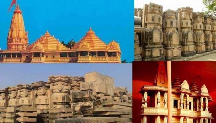 अयोध्या: भव्य मंदिर की लंबाई, चौड़ाई और ऊंचाई जानकर रामभक्त हो जाएंगे गदगद