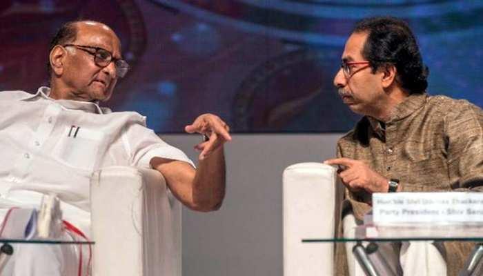 महाराष्ट्र: शिवसेना कल पेश कर सकती है सरकार बनाने का दावा, NCP देगी साथ: सूत्र