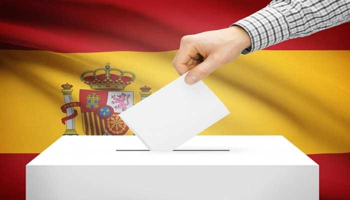 स्पेन में 4 साल में चौथी बार मतदान